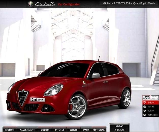 Alfa Romeo Giulietta Qv. Alfa Romeo Giulietta 2010: The