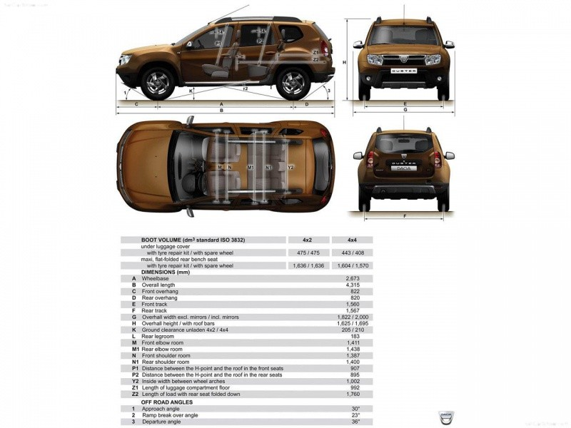 dacia duster 2010 a partir de avec le plein de vid os et encore plus de photos. Black Bedroom Furniture Sets. Home Design Ideas