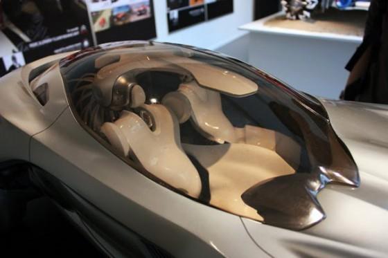 Mercedes Cyborg 6 560x373 Mercedes CSV Concept : La Merco de Boss Nass !