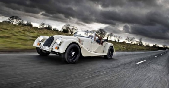 Morgan Roadster 3.0 V6 Cars Show