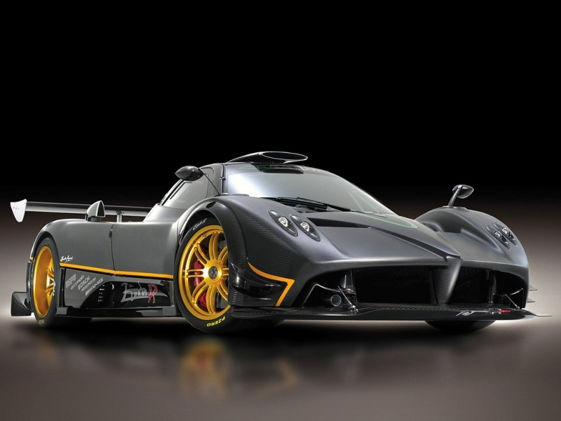 pagani zonda r en piste et en vid o blog automobile. Black Bedroom Furniture Sets. Home Design Ideas