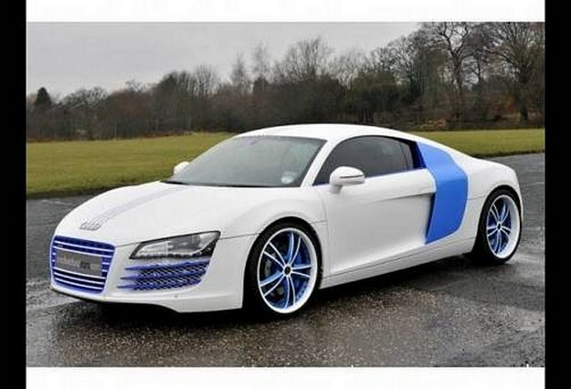 audi r8 vendre attention c 39 est celle de stephen ireland blog automobile. Black Bedroom Furniture Sets. Home Design Ideas