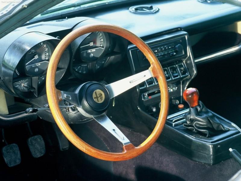 Alfa Romeo Montr Al Dashboard