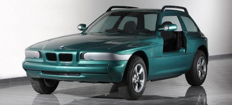 Des Bmw Inconnues Ou Presque La Z22 Concept Et La Z1 Coup 233 Concept Blog Automobile