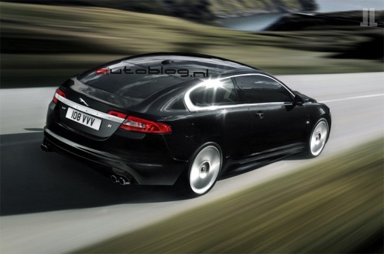 jaguar le retour du shooting brake blog automobile. Black Bedroom Furniture Sets. Home Design Ideas