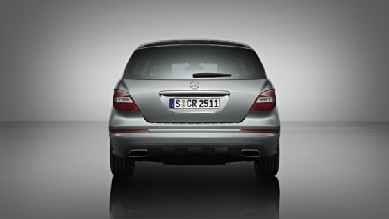 r klasse 2010 03 560x315 Mercedes Classe R 2010 : Dévoilée officiellement + [MàJ]