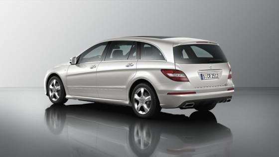 r klasse 2010 11 560x315 Mercedes Classe R 2010 : Dévoilée officiellement + [MàJ]