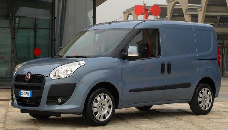 2010 Fiat Doblo Cargo