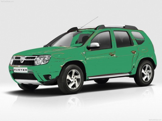 dacia duster un oubli de d pot d 39 appellation sur le net vaut au suv roumain un bon coup de. Black Bedroom Furniture Sets. Home Design Ideas