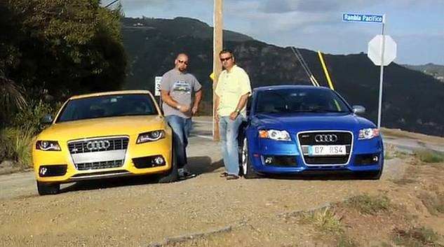 S4 2010 vs RS4 2007