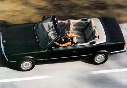 BMW E30 Cabrio 1985