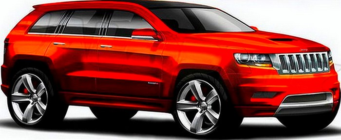 new jeep grand cherokee 2011 srt8. New Jeep Grand Cherokee 2011