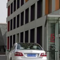 mercedes classe e lwb 15 200x200 Mercedes Classe E Longue : La réponse de Mercedes à la serie5 L  ( + vidéo )