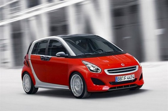 2014 - [Smart] Forfour [W453] - Page 3 Preview-Smart-Forfour-2013-2014-560x370