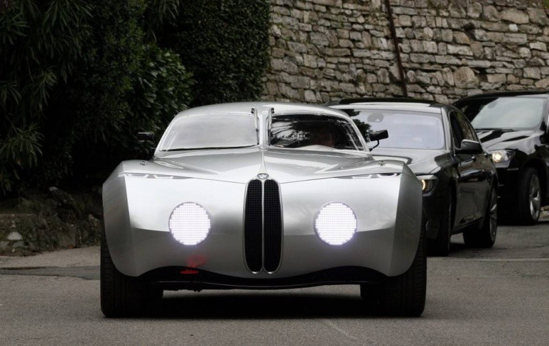 bmw 328 mille miglia concept coup et 328 kamm le retour. Black Bedroom Furniture Sets. Home Design Ideas
