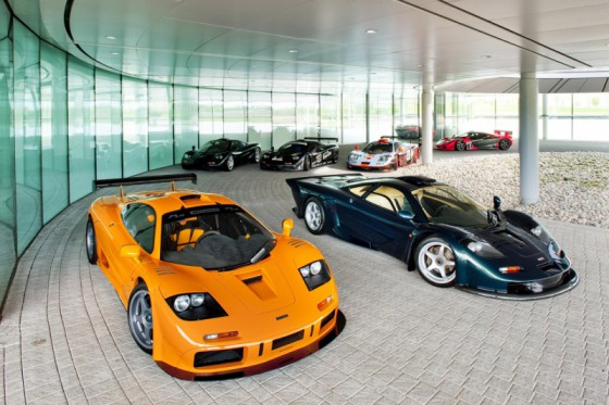 McLaren F1 LM & GT