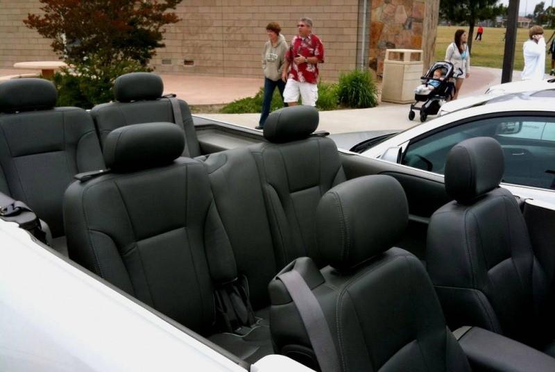 rare un cabrio 4 portes 7 places 4 roues motrices 4 2 l 6 cylindres blog automobile. Black Bedroom Furniture Sets. Home Design Ideas