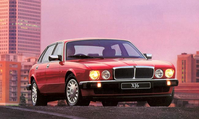 la bonne affaire jaguar xj40 blog automobile. Black Bedroom Furniture Sets. Home Design Ideas