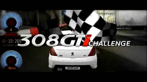 peugeot 308 gti 2010 ca tease avec un site un. Black Bedroom Furniture Sets. Home Design Ideas