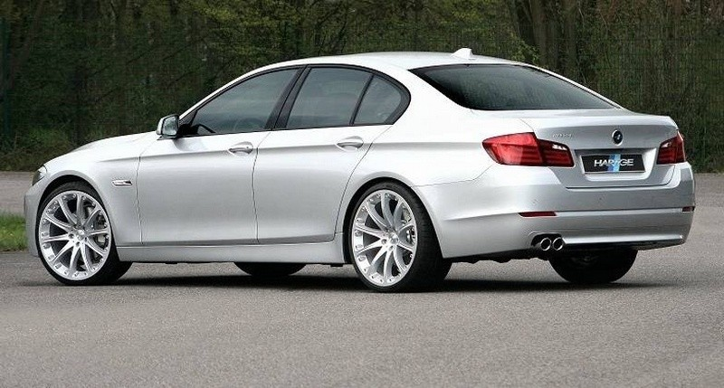 Bmw Serie5 F10 By Hartge R 233 Ussie Blog Automobile