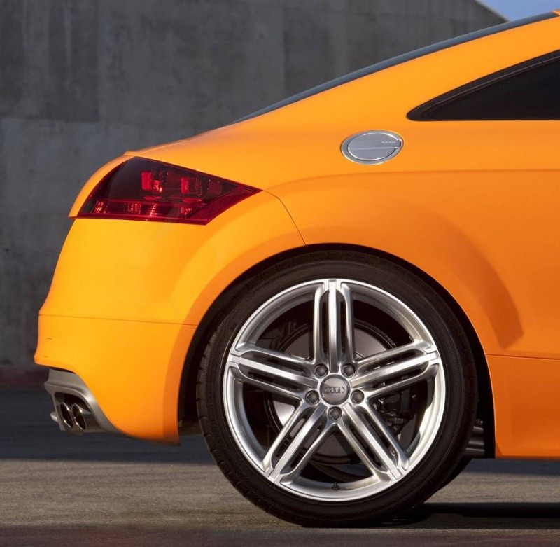 Audi TT 2010 : Place à La Vidéo