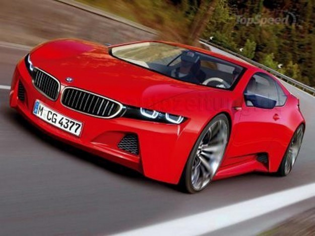 bmw m8 probablement d j en r d un p 39 tit truc blog automobile. Black Bedroom Furniture Sets. Home Design Ideas