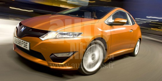 2011 - [Honda] Civic Honda-Civic-2012-preview.1-560x280