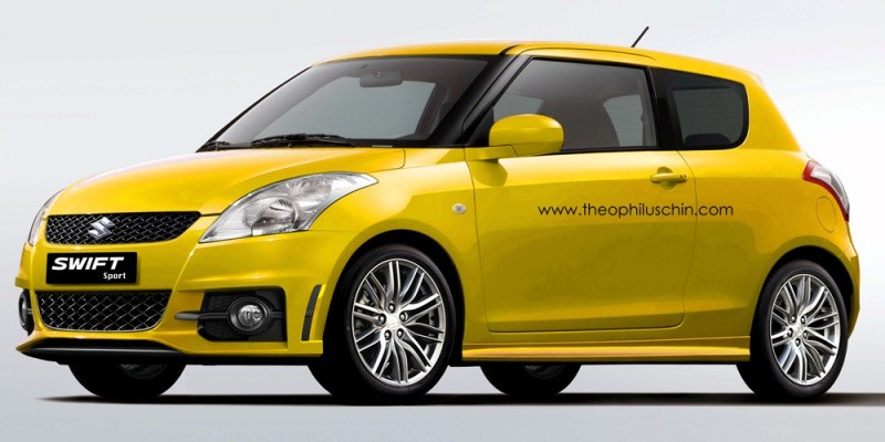 suzuki swift 2011 la version 3 portes sport blog automobile. Black Bedroom Furniture Sets. Home Design Ideas
