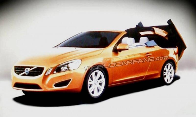 Volvo C60 Cabrio >> Volvo C60 2012 : Première image du prochain cabrio de Volvo - Blog Automobile