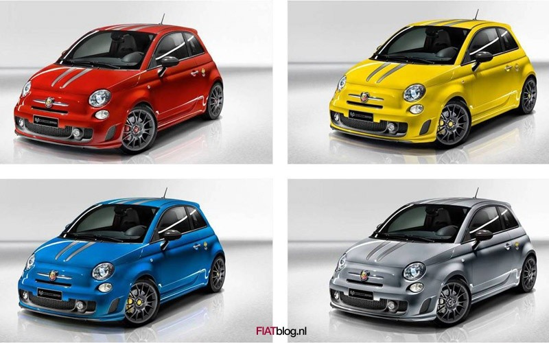 abarth 695 tributo ferrari en d tails et en couleurs blog automobile. Black Bedroom Furniture Sets. Home Design Ideas