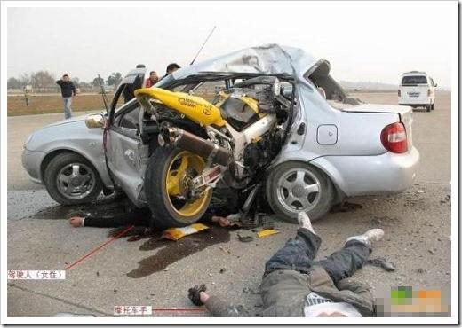 accidents de la route en chine la compil 39 vid o blog automobile. Black Bedroom Furniture Sets. Home Design Ideas