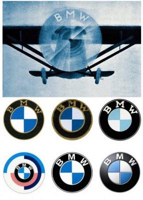 BMW : L'origine du logo bleu et blanc - Blog Automobile