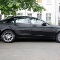 spysho16 200x200 Mercedes CLS 2011 : Spyshots, previews et vidéo