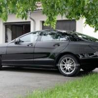 spysho17 200x200 Mercedes CLS 2011 : Spyshots, previews et vidéo