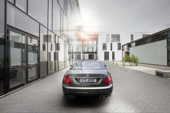 2011 Mercedes CL AMG 26 560x373 Mercedes CL63 AMG : Belle remise à niveau ( + CL65 AMG )