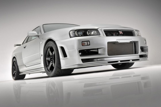 nissan skyline gt r r34 nismo z tune by japo motorsport comme neuve blog automobile. Black Bedroom Furniture Sets. Home Design Ideas