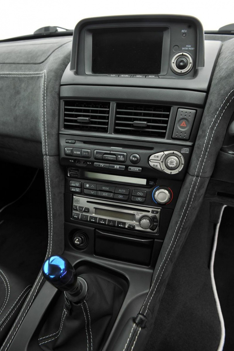 Nissan Skyline Gt R R34 Nismo Z Tune By Japo Motorsport