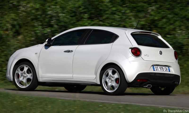 alfa romeo mito 5 portes r aliste blog automobile. Black Bedroom Furniture Sets. Home Design Ideas