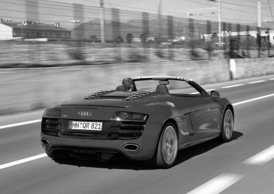 audi r8 spyder elle arrive avec un petit moteur blog automobile. Black Bedroom Furniture Sets. Home Design Ideas