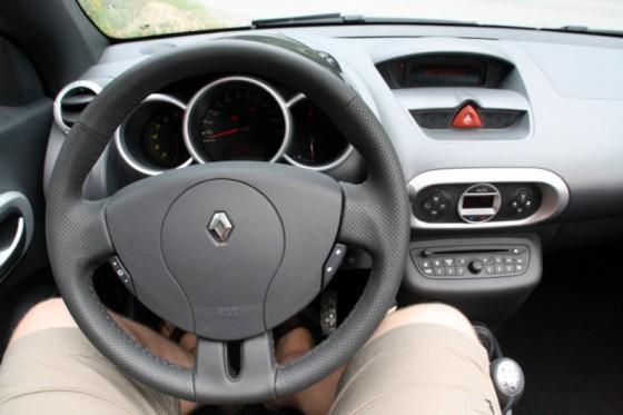 Renault Wind - Tableau de bord