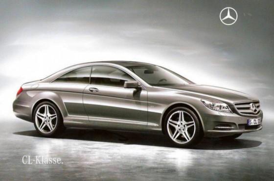 MB CL 2011.11 560x369 Mercedes CL 2011 : Sur catalogue + [MàJ photo et vidéo]