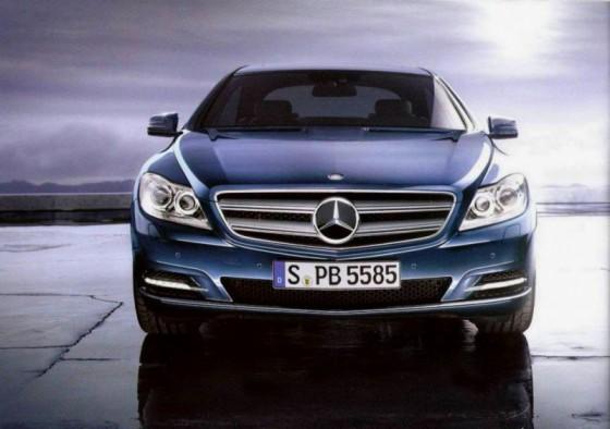 MB CL 2011.3 560x394 Mercedes CL 2011 : Sur catalogue + [MàJ photo et vidéo]
