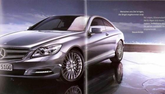 MB CL 2011.4 560x319 Mercedes CL 2011 : Sur catalogue + [MàJ photo et vidéo]