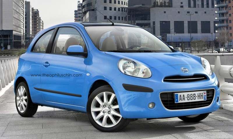 Nissan Micra Cars Wallpaper