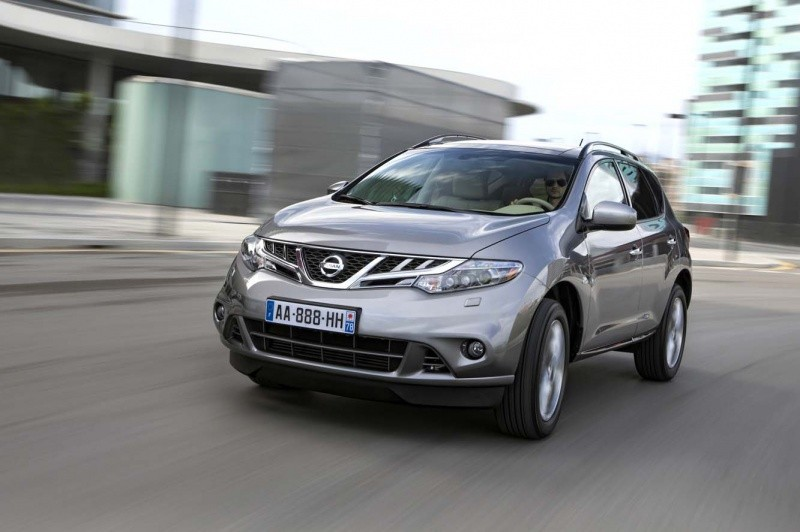 Nissan Murano Dci Un Diesel Et Un Lifting Pour Moins De