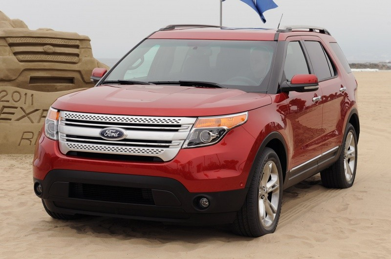 ford explorer 2011 configurateur et vid os blog automobile. Black Bedroom Furniture Sets. Home Design Ideas