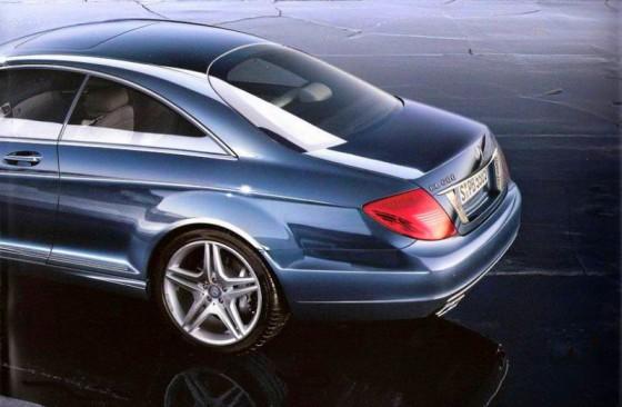 mb cl 2011.2 560x366 Mercedes CL 2011 : Sur catalogue + [MàJ photo et vidéo]