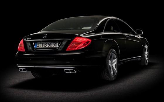 mb cl re07 560x350 Mercedes CL 2011 : Sur catalogue + [MàJ photo et vidéo]