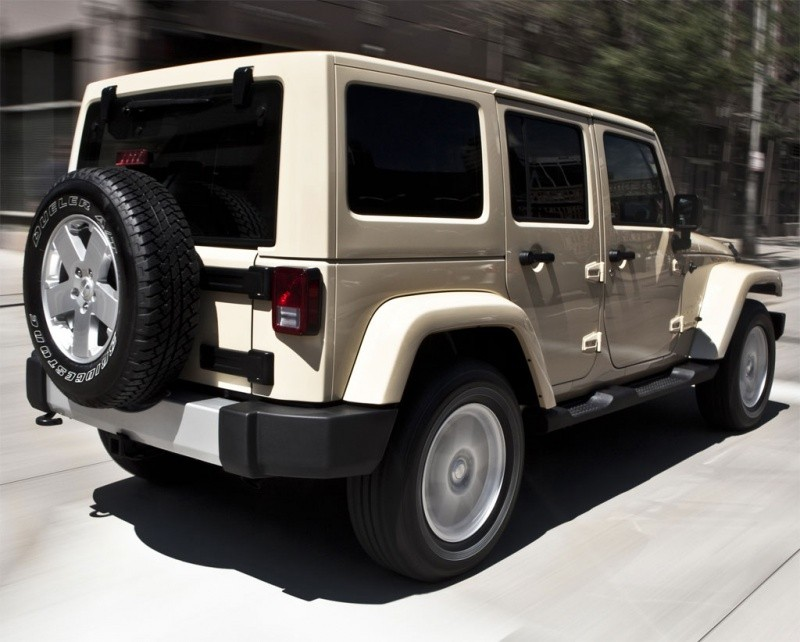 jeep wrangler 2011 encore mieux surtout l 39 int rieur blog automobile. Black Bedroom Furniture Sets. Home Design Ideas
