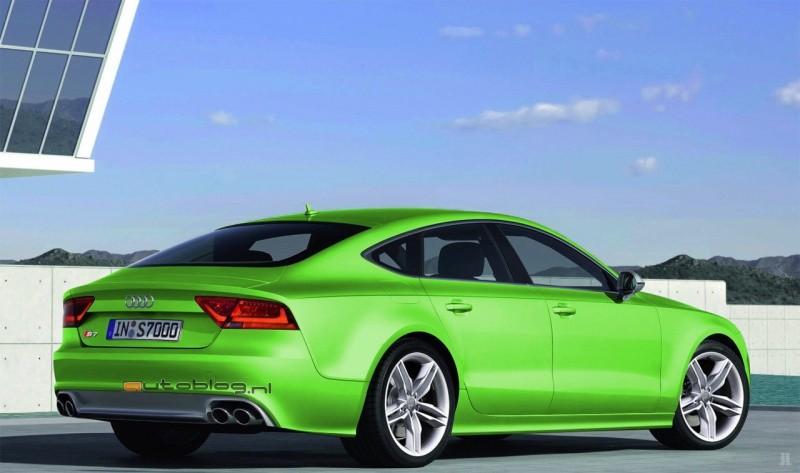 Land Rover Chantilly >> Audi S7 : Le sport et le luxe la rendent verte ! - Blog ...